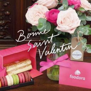 Pub St Valentin pour Foodora