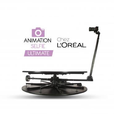 Animation Selfie Ultimate: La grande première!