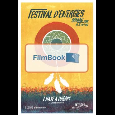 Le Filmbook au festival des Energies avec Prevere