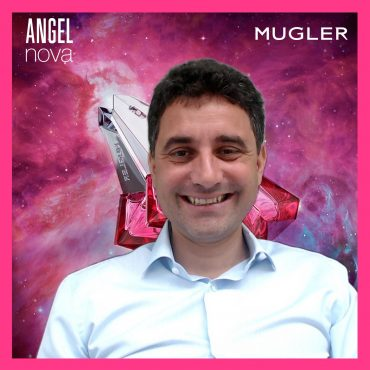 UN PHOTO BOOTH VIRTUEL POUR LE LANCEMENT MUGLER #AngelNova